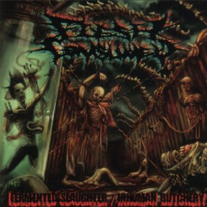 Flesh Consumed - Fermented Slaughter / Inhuman Butchery
