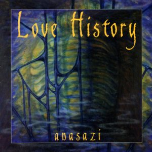 Love History - Anasazi cover art