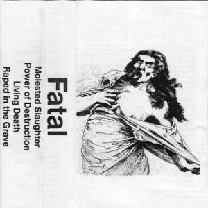 Fatal - Molested Slaughter cover art