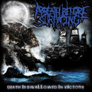 A Breath Before Surfacing - Death is Swallowed in Victory cover art