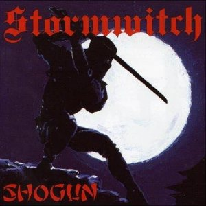 Stormwitch - Shogun cover art