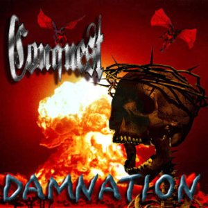 Conquest - Damnation cover art