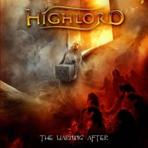Highlord - The Warning After cover art