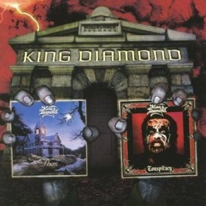 "King Diamond - ""Them"" / Conspiracy cover art"