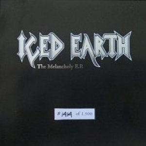 Iced Earth - The Melancholy EP cover art