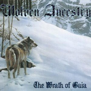 Wolven Ancestry - The Wrath of Gaia cover art