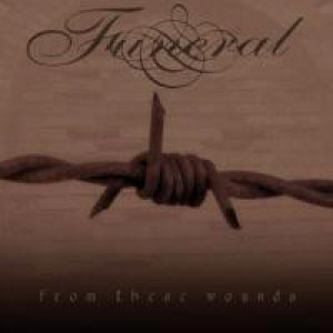 Funeral - From These Wounds cover art