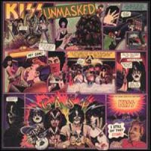 Kiss - Unmasked cover art