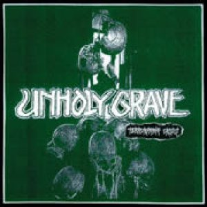 Unholy Grave - Terroraging Crisis cover art