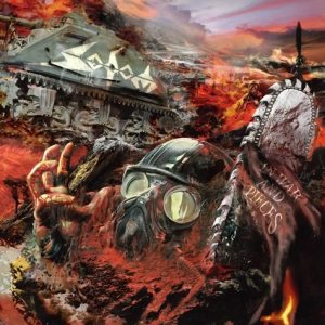 Sodom - In War and Pieces cover art