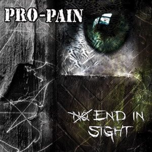Pro-Pain - No End in Sight cover art