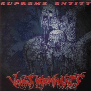 Vomit Remnants - Supreme Entity cover art