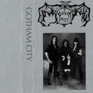 Gotham City - '86 Demo cover art