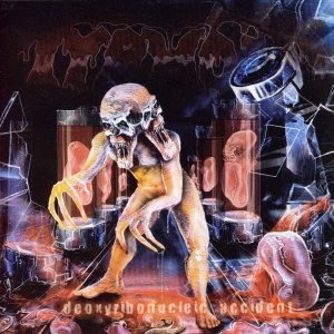 Typhoid - Deoxyribonucleic Accident cover art