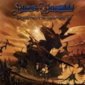 Luca Turilli - Demonheart cover art