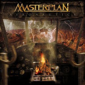 Masterplan - Aeronautics cover art