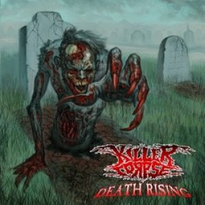 Killer Corpse - Death Rising cover art