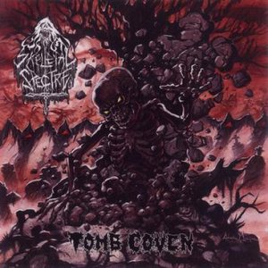Skeletal Spectre - Tomb Coven cover art