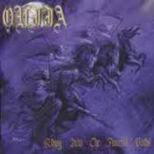 Ouija - Riding Into the Funeral Paths cover art