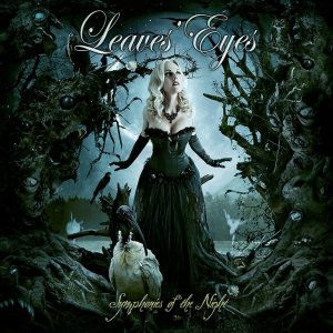 Leaves' Eyes - Symphonies of the Night cover art