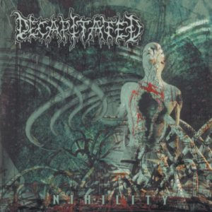 Decapitated - Nihility cover art