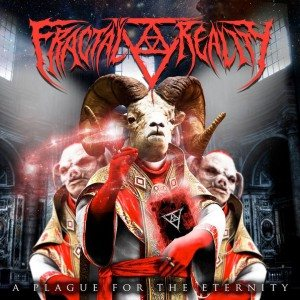 Fractal Reality - A Plague for Eternity cover art