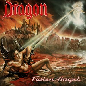 Dragon - Fallen Angel cover art