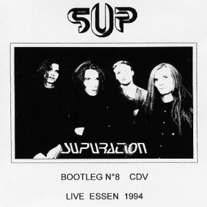 Supuration - Live @ Essen (DE) 1994 (official bootleg #08) cover art