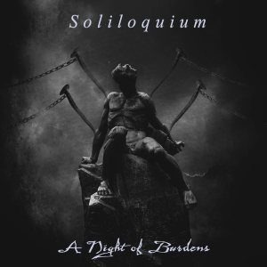 Soliloquium - A Night of Burdens cover art