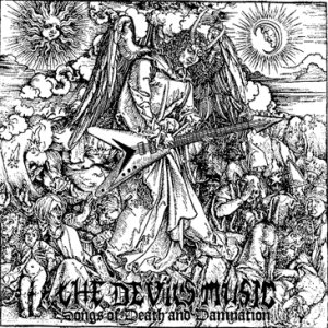 Horned Almighty - Songs of Death and Damnation cover art