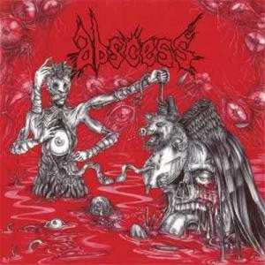 Abscess - Thirst for Blood, Hunger for Flesh cover art
