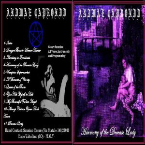 Animae Capronii - Harmony of the Decease Lady cover art