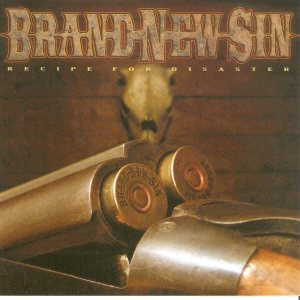 Brand New Sin - Recipe for Disaster cover art