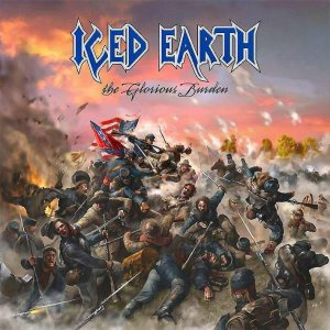 Iced Earth - The Glorious Burden cover art