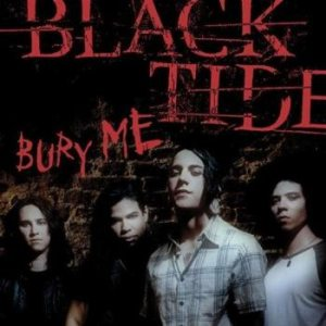 Black Tide - Bury Me cover art