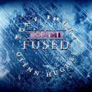 Iommi - Fused cover art