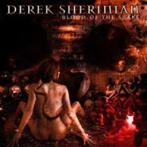 Derek Sherinian - Blood of the Snake cover art