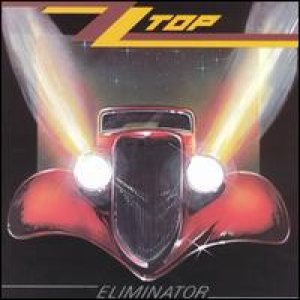 ZZ Top - Eliminator cover art