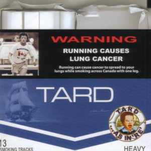 Tard - ..As in 'Re' cover art