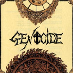 Genocide - Live cover art