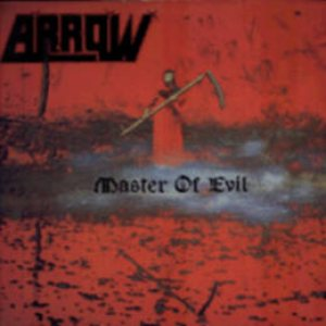 Arrow - Master of Evil cover art