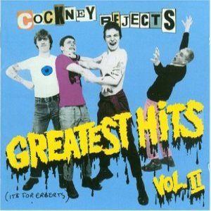 Cockney Rejects - Greatest Hits Volume 2 cover art