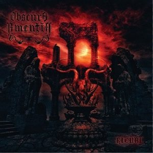 Obscura Amentia - Ritual cover art