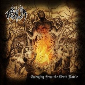 Astur - Emerging from the Death Rattle cover art