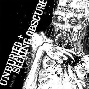 Unburied - Seeking Obscure / Unburied cover art