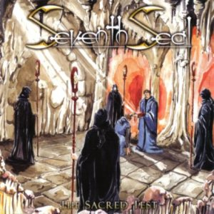 Seventh Seal - The Sacred Test cover art