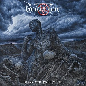 Protector - Reanimated Homunculus cover art