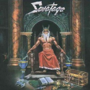 Savatage - Hall of the Mountain King cover art