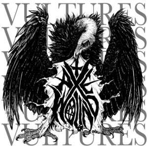 AxeWound - Vultures cover art