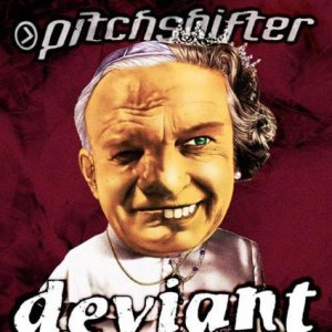 Pitchshifter - Deviant cover art